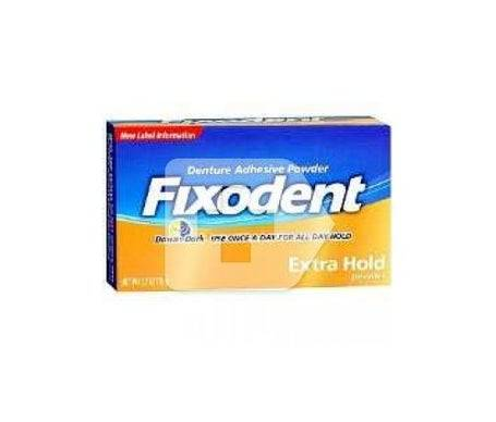 Fixodental poudre 50g