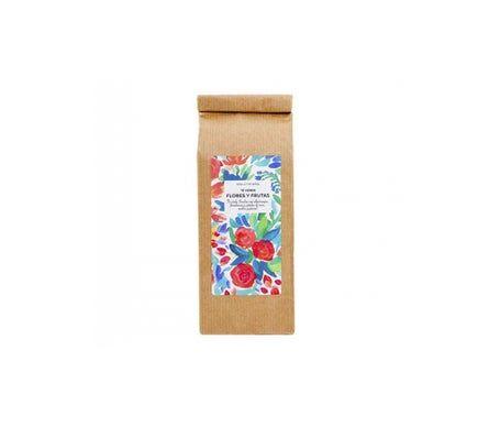Vera & the Birds Fleurs et fruits de thé vert 100g