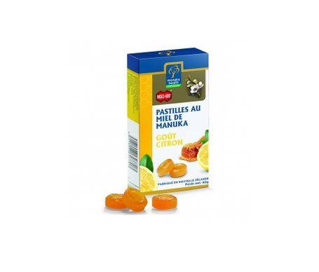 Manuka Health Bonbons Miel de Manuka Goût Citron 65g