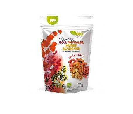 Madia Bio Madia Mix De Fruit Bio 150G