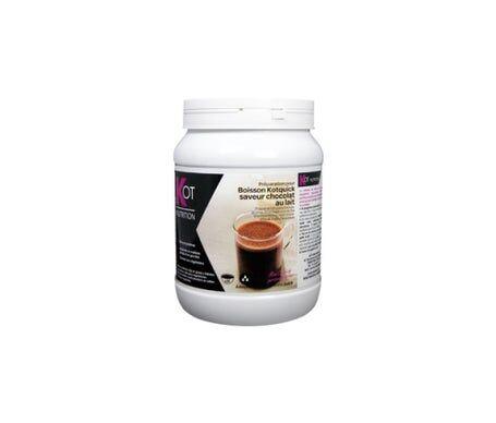 KOT drink canette Kotquick arôme chocolat au lait 400g