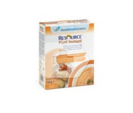 resource Nestlé Resource Instant Chicken and Carrot Puree 300g