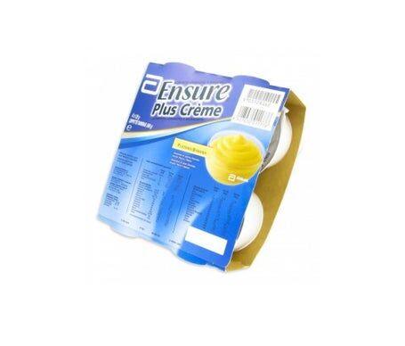 ENSURE Plateaux à bananes crème Ensure Plus 125g x 4 pcs