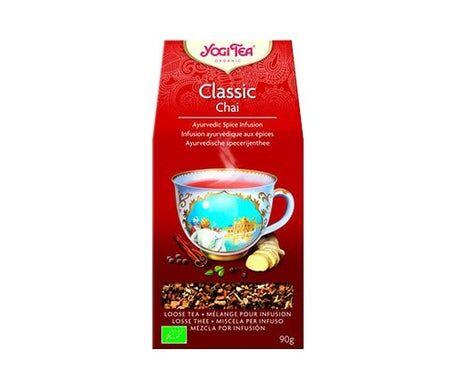 YOGI TEA Yogi Thé Classic Chai 90g