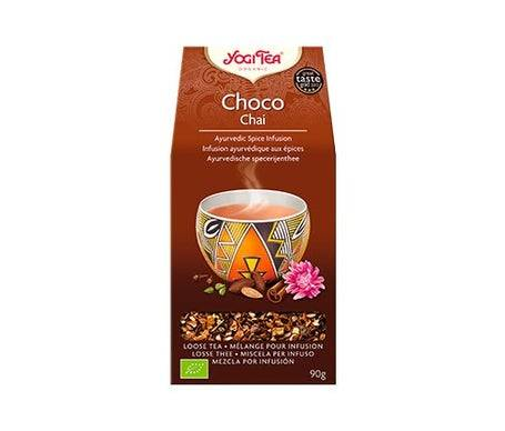 YOGI TEA Yogi Thé Choco Choco Chai 90g