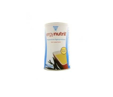 Nutergia Ergynutril Entremets Vanille pot de 300g