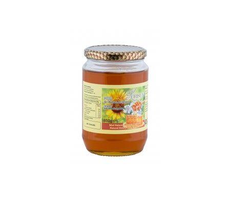 Lorisun Pure & Natural Cilantro & Sunflower Honey Family Format