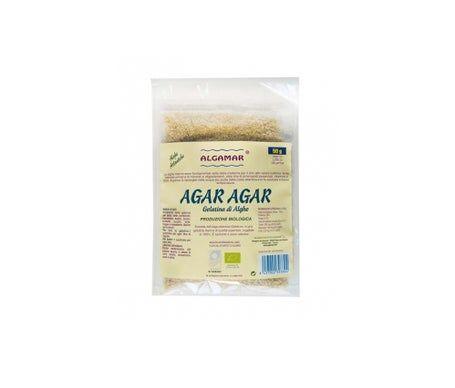 Algamar Algues marines Agar Agar-agar Bio Flakes 50g