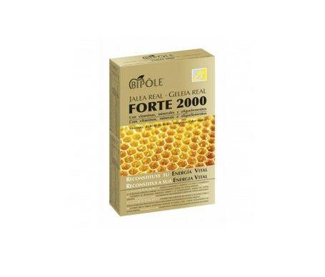 DIETETICOS INTERSA Bipole Royal Jelly Forte 2000 20amp