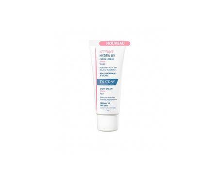 Ducray Ictyane Hydra UV Crème Légère Visage SPF30 40mL