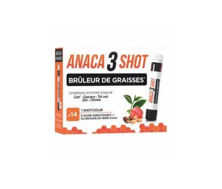 Anaca3 Shot Brûleur de Graisses 14 shots