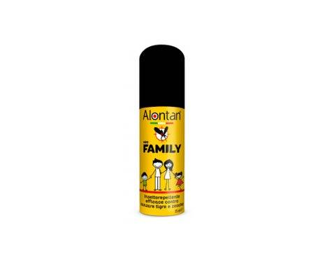 PIETRASANTA Alontan Neo Spray Famille Néo 75Ml Multi Insect Barrier