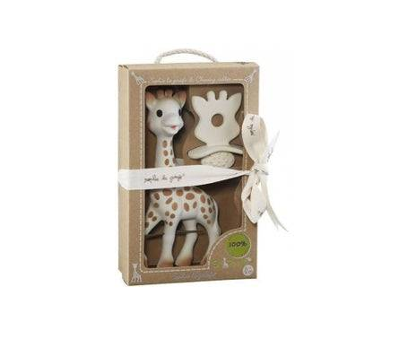 Sophie La Girafe Pack Sophie + Chupete *