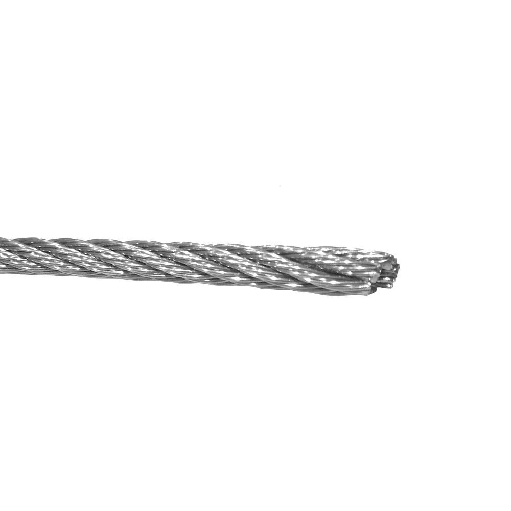 France Trampoline Câble inox pour tyrolienne