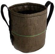 Bacsac Pot de fleurs Geotextile / Outdoor - 10 L - Bacsac marron en tissu