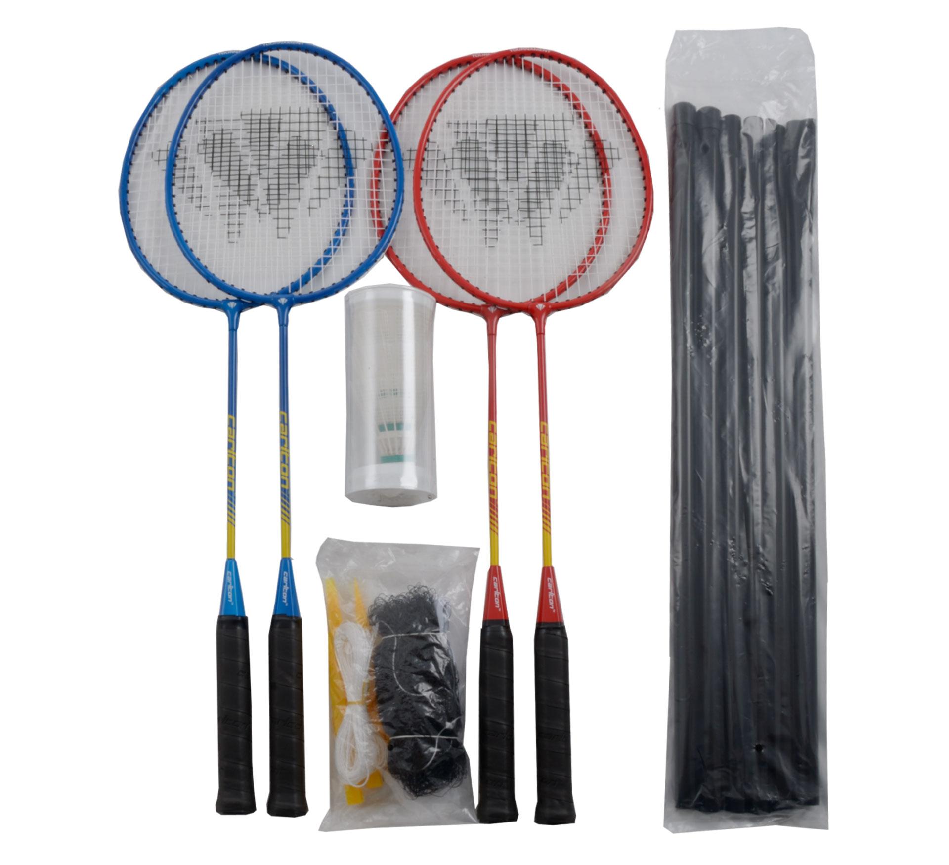 Carlton Badminton Carlton Pour un tournoi de 4 joueurs