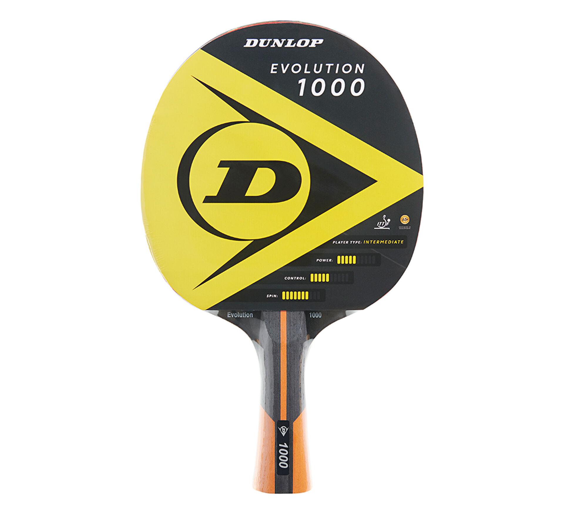 Dunlop Evolution 1000 tennis de table