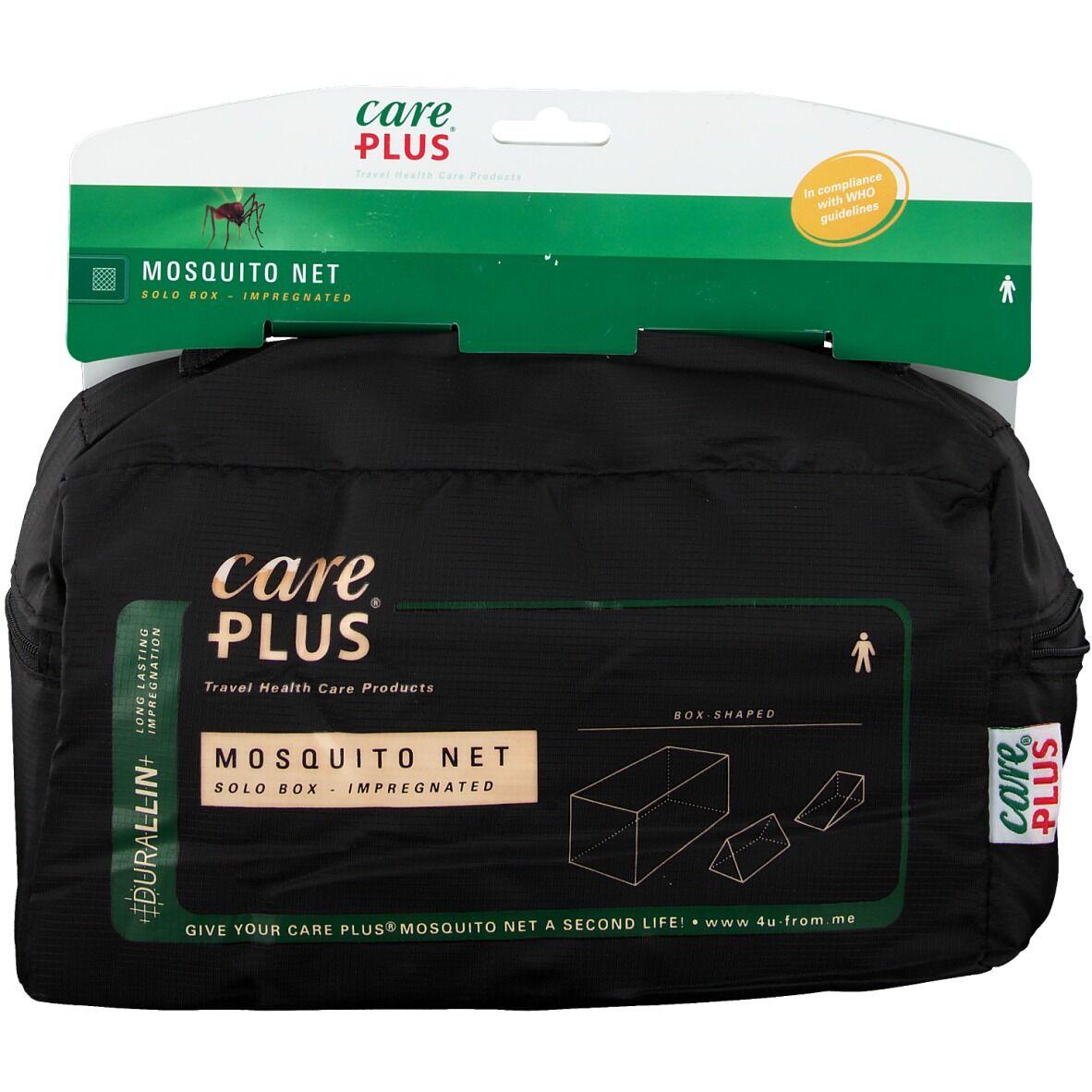 PATCH PHARMA Care Plus Moustiquaire Solo Box - Imprégné
