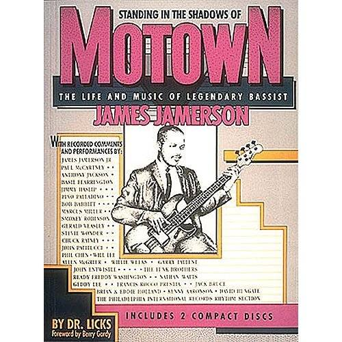 Hal Leonard - Standing In The Shadows Of Motown: James Jamerson