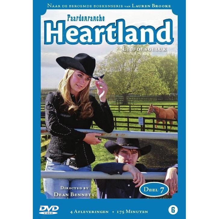 Divoza DVD : Heartland, chanceux en amour (en néerlandais) N/A N.v.t.
