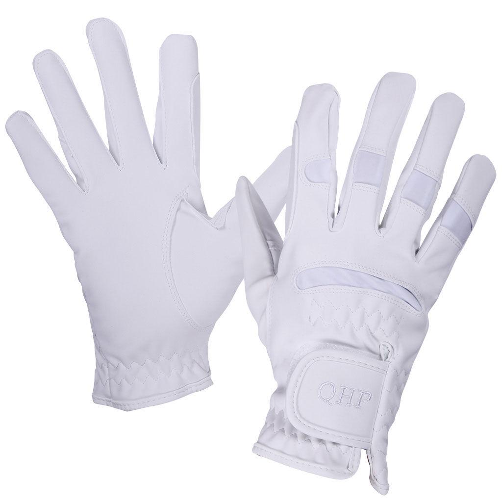 QHP multi handschoenen Blanc xs