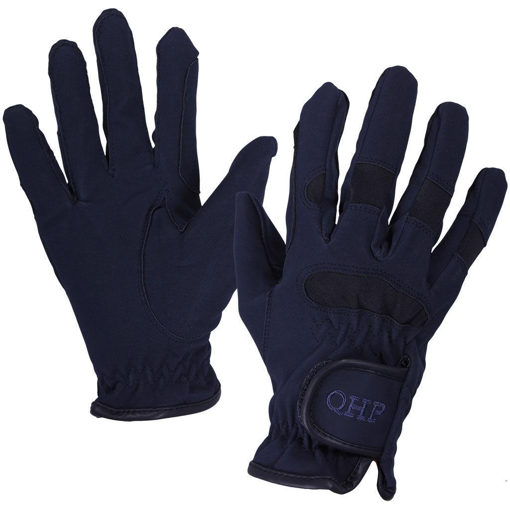 QHP multi handschoenen Bleu foncé xxl