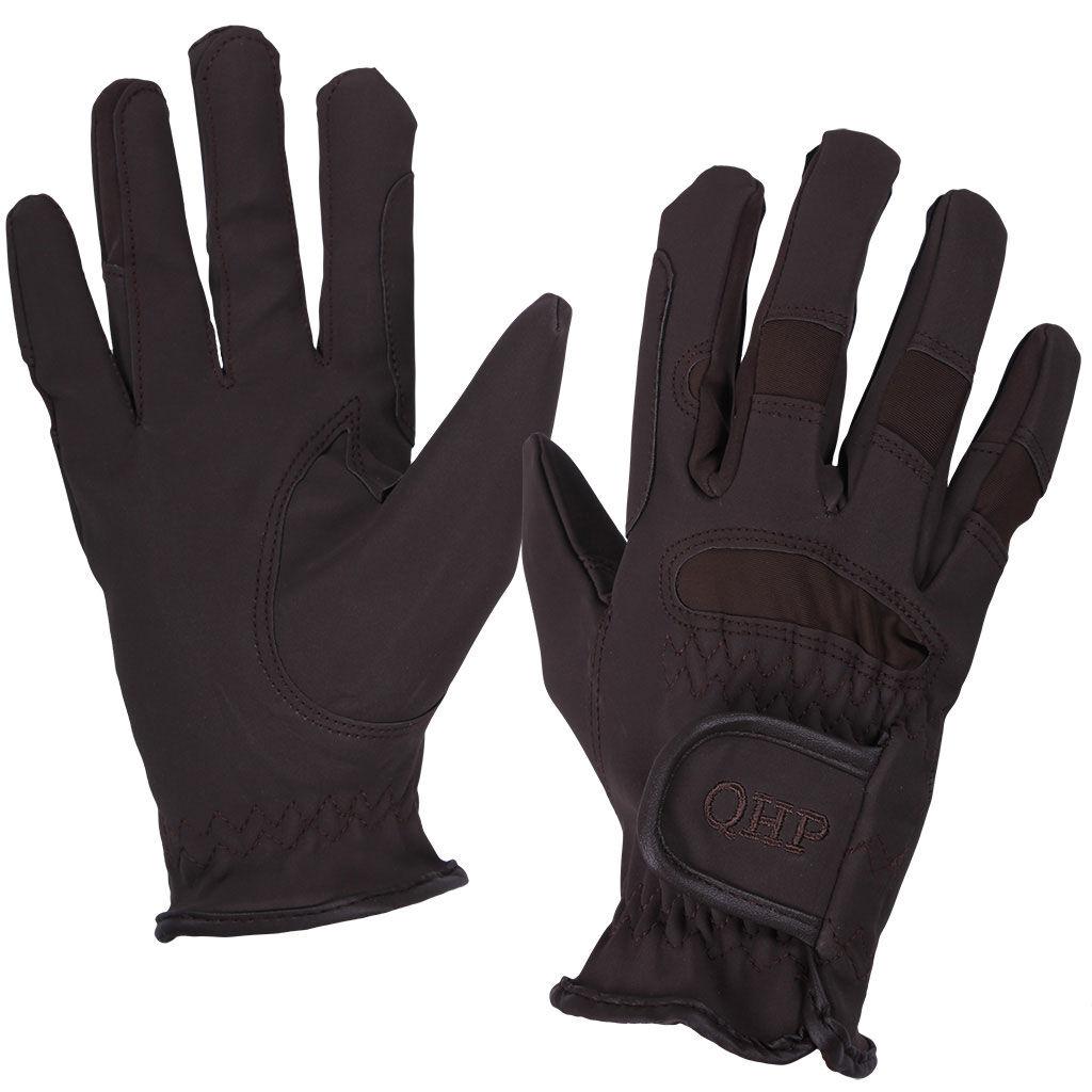 QHP multi handschoenen Marron xxl