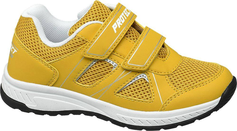 Baskets jaune