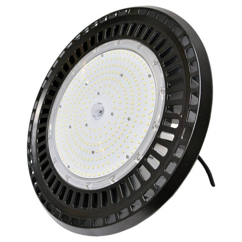 Barcelona LED Cloche LED 200W UFO 200w 130lm/W Chip Samsung Blanc Froid - Cloche industrielle UFO