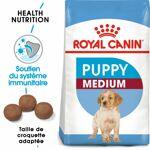 royal canin  Royal Canin Croquettes pour chien junior race moyenne Royal... par LeGuide.com Publicité