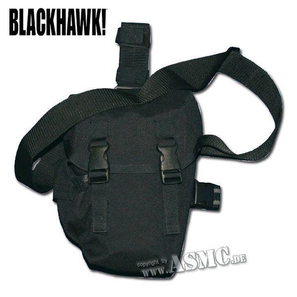 Blackhawk Pochette pour masque Blackhawk Omega noir