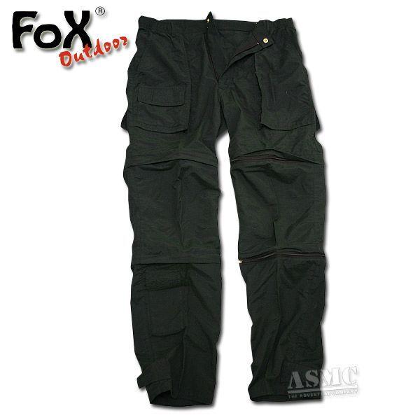 Fox Outdoor Pantalon Outdoor noir