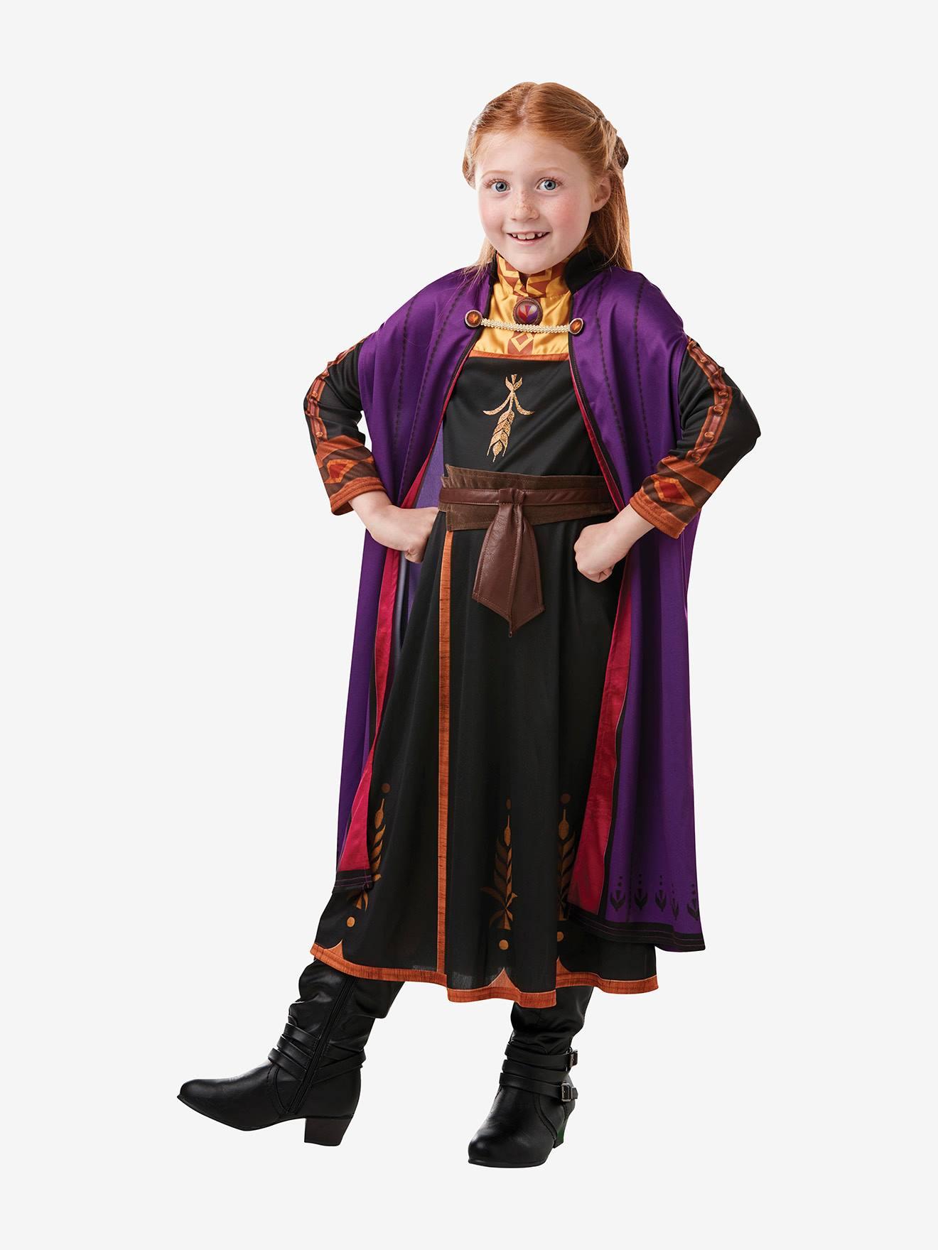 Rubie'S Déguisement Anna Reine des neiges 2 RUBIES violet