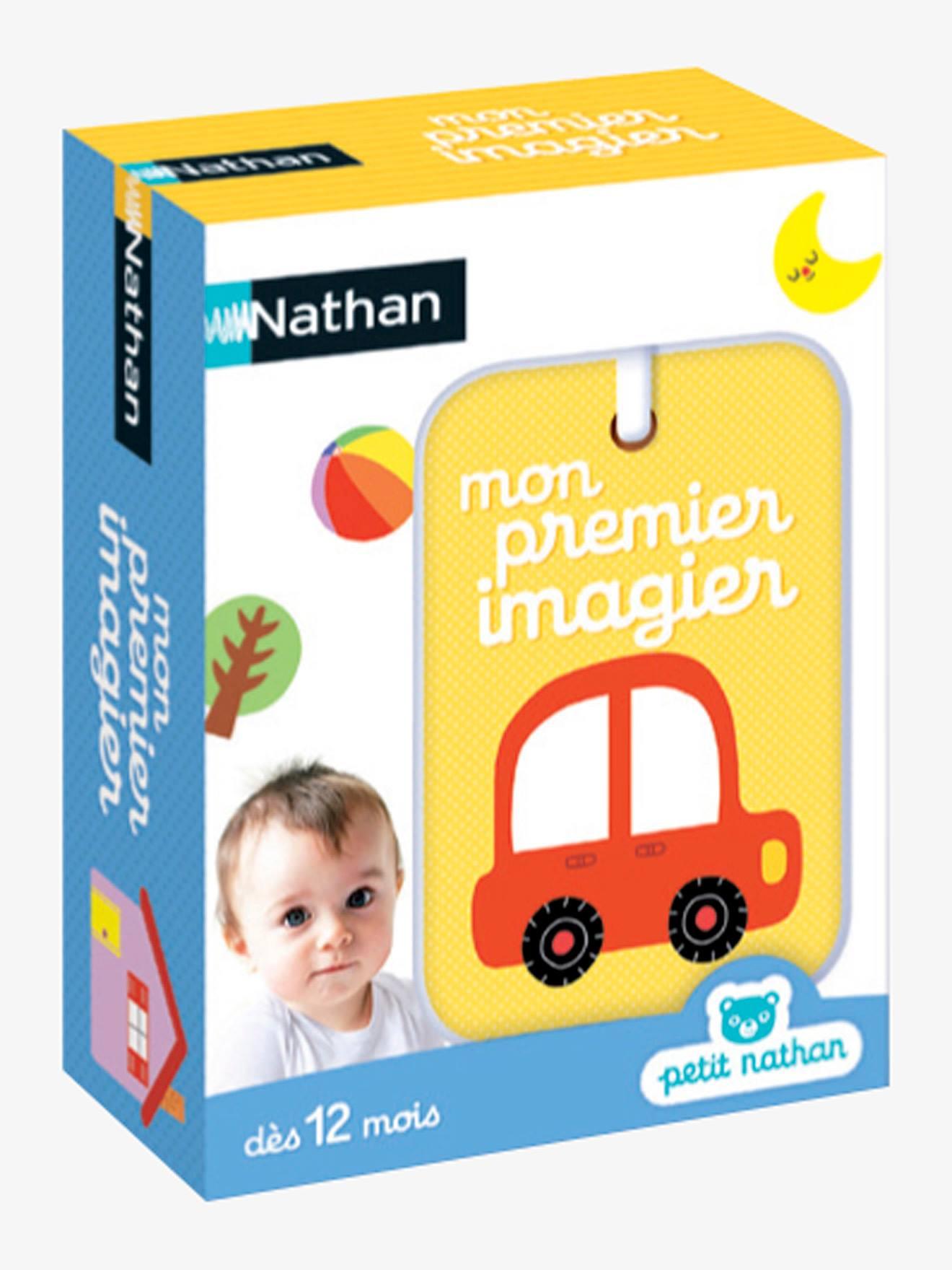 Nathan Mon premier imagier NATHAN multicolore