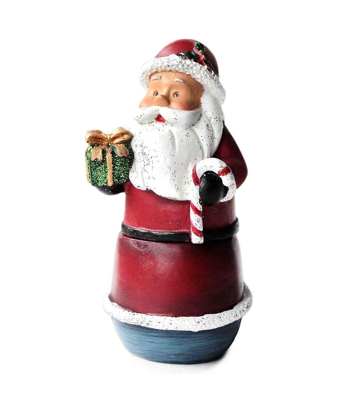 Astuceo Boîte à cadeaux Père-Noël