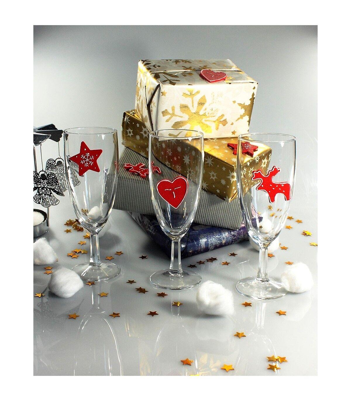 Astuceo 30 décorations de Noël pour table