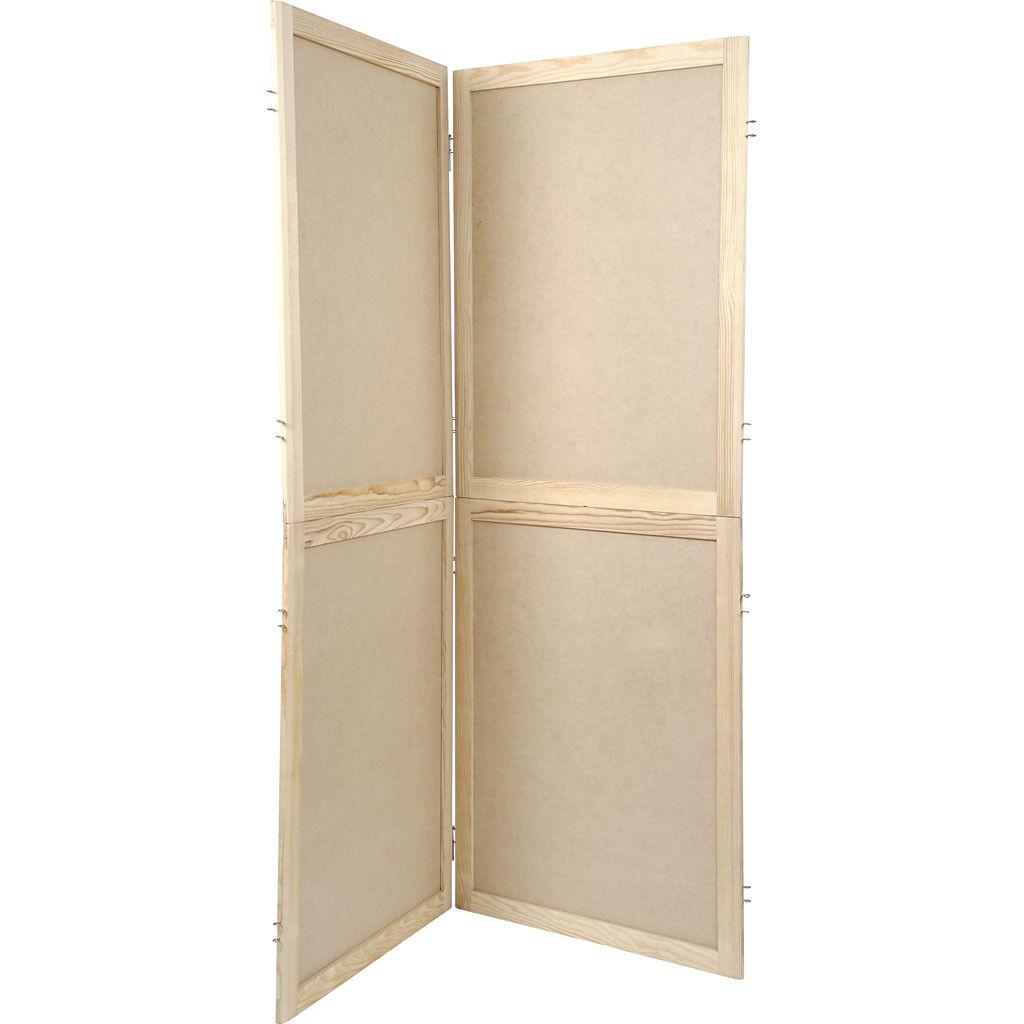 Packlinq Panneaux d'exposition, h: 192 cm, format intérieur 62x86 cm, 1set