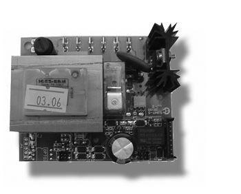 Novellini Carte électronique pour Elysium Tanks Plus version V.05-15W