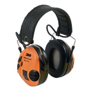 3M Protection auditive à capuchon 3M™ Peltor™ SportTac™ Entrée audio pour la chasse EN 352-1 26 dB