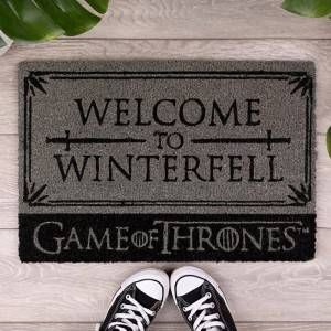 Paillasson Game of Thrones Welcome to Winterfell