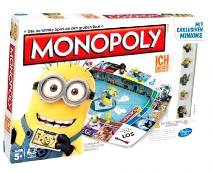 Intrafin Monopoly Minion - Despicable Me - (VF)