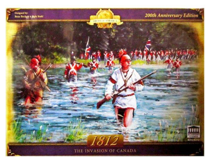 Pixie Games 1812 - l'invasion du canada