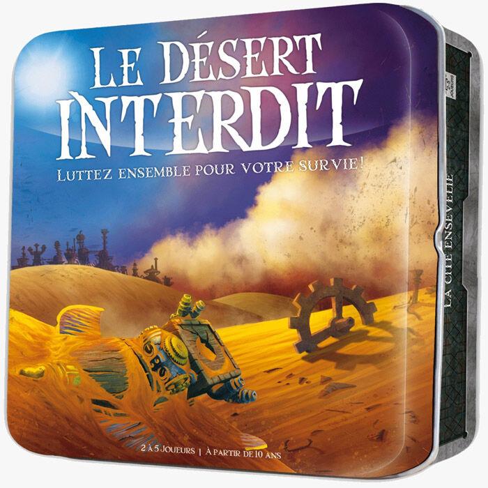 Asmodee Desert Interdit