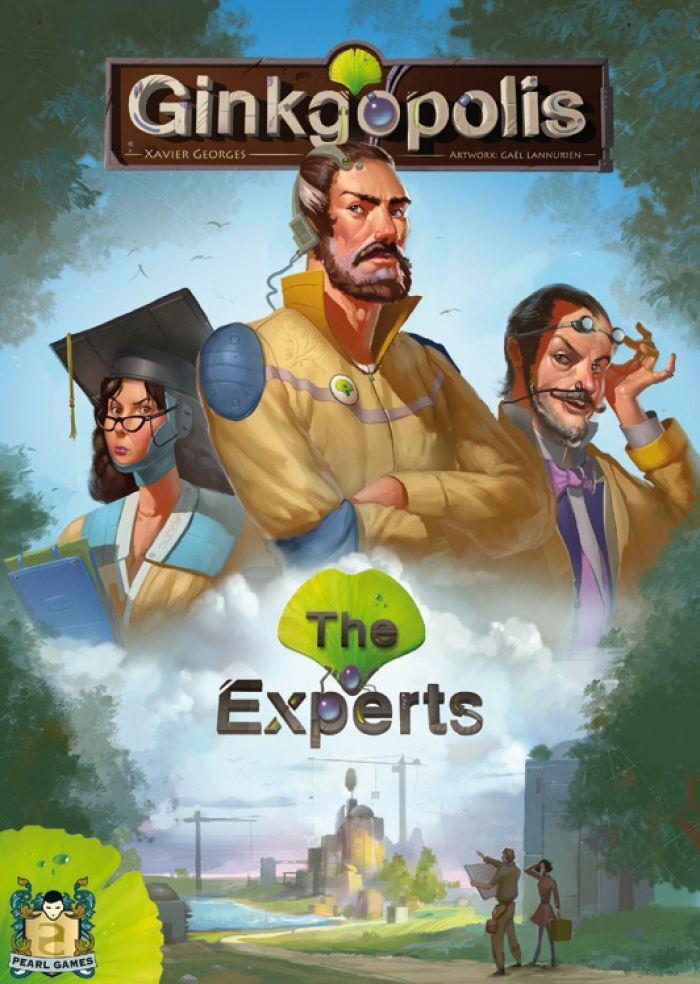 Novalis Ginkgopolis - The Experts (VF)