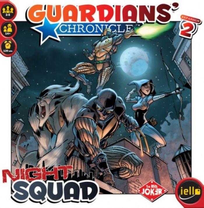 Mad Distrib Guardians' Chronicles: Night Squad (VF)
