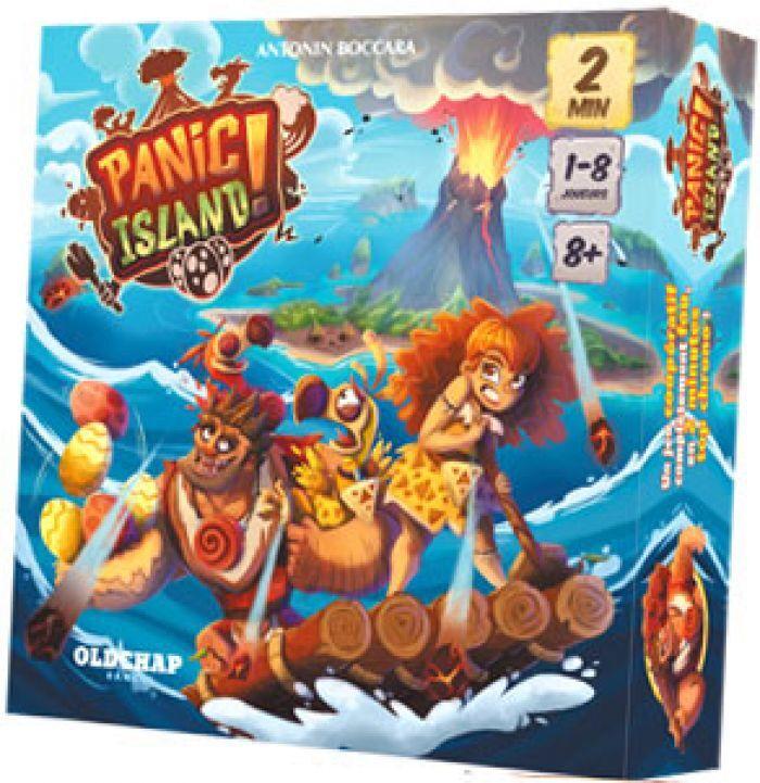 BlackRock Games PANIC ISLAND (VF)