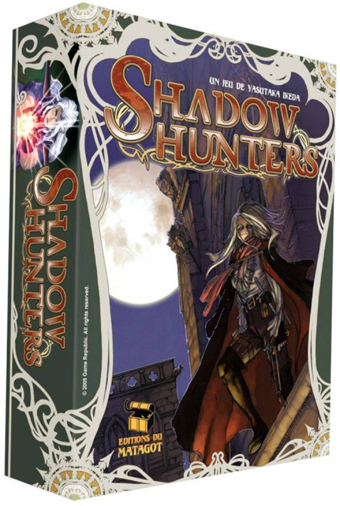 Surfin Meeple Shadow hunters