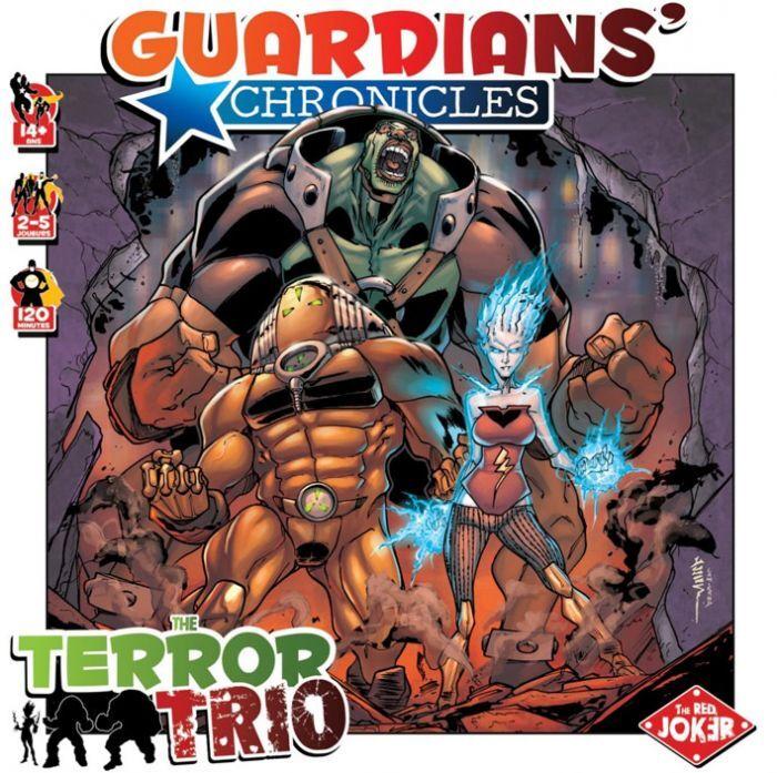 Mad Distrib Guardians' Chronicles : The Terror Trio (VF)