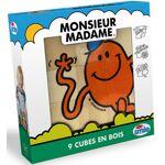 abysse corp  Abysse Corp MONSIEUR MADAME - Bois - 9 cubes retrouvez les... par LeGuide.com Publicité