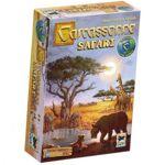 asmodee  Asmodee Carcassonne Safari parcourez la savane africaine a la... par LeGuide.com Publicité